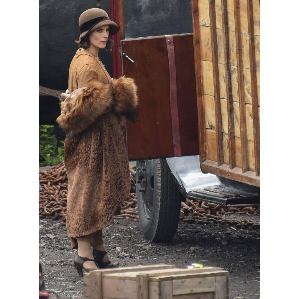 May Carleton Costume - Peaky Blinders Fancy Dress - May Carleton High Heels
