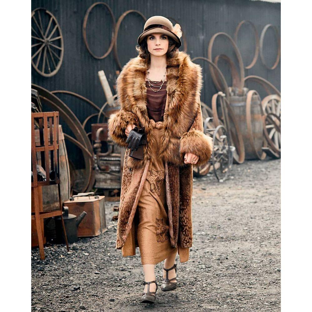 May Carleton Costume - Peaky Blinders Fancy Dress - May Carleton Stockings