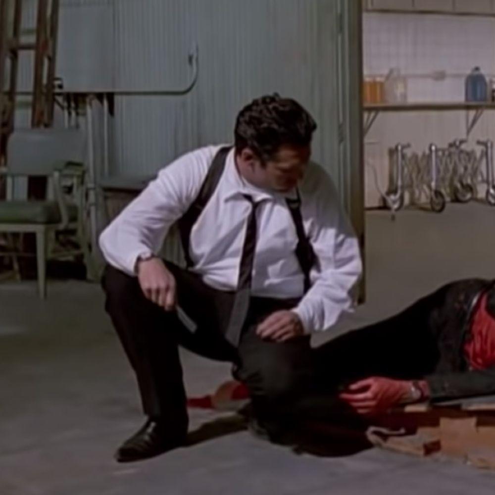 Mr Blonde Costume - Reservoir Dogs Fancy Dress - Mr Blonde Razor