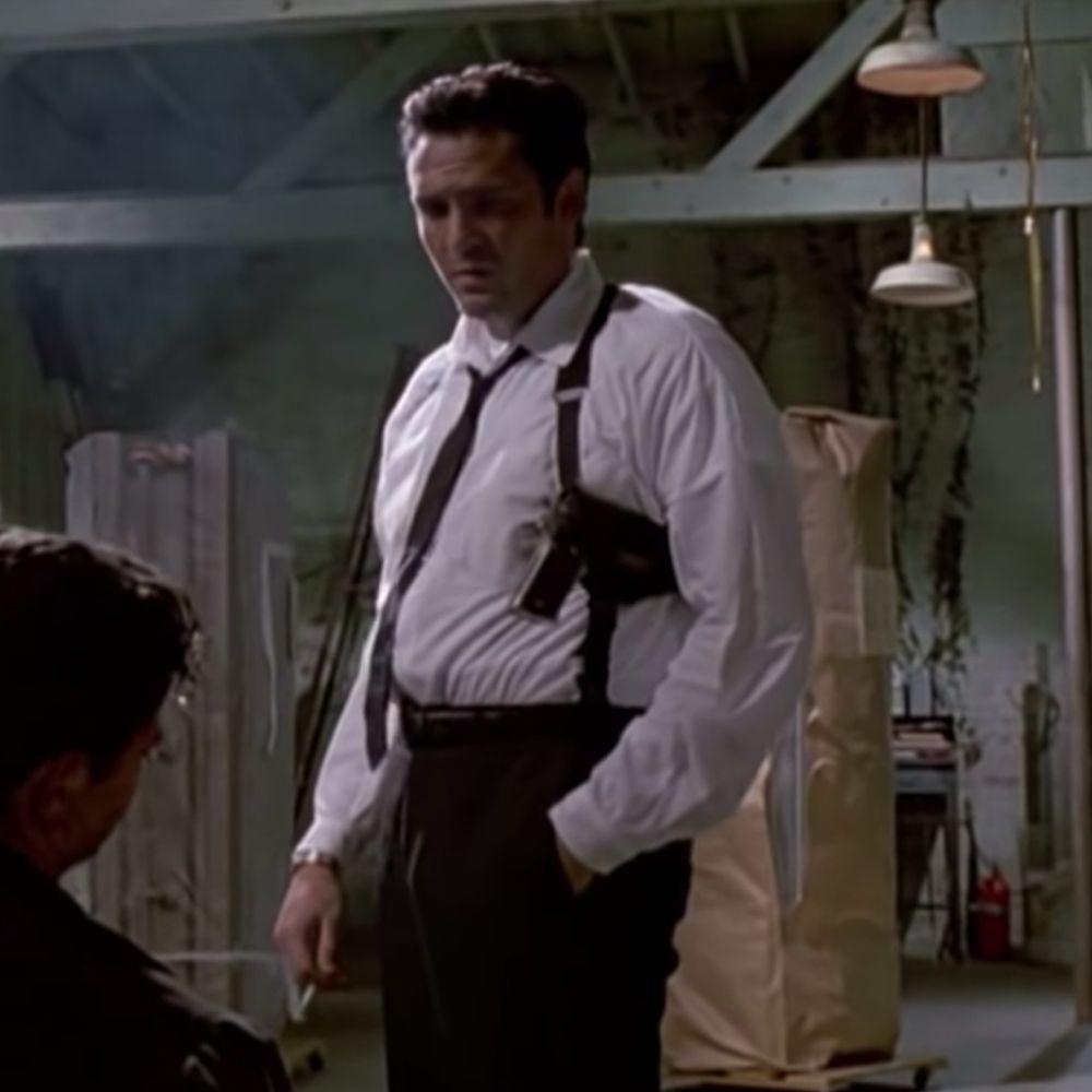 Mr Blonde Costume - Reservoir Dogs Fancy Dress - Mr Blonde Shirt