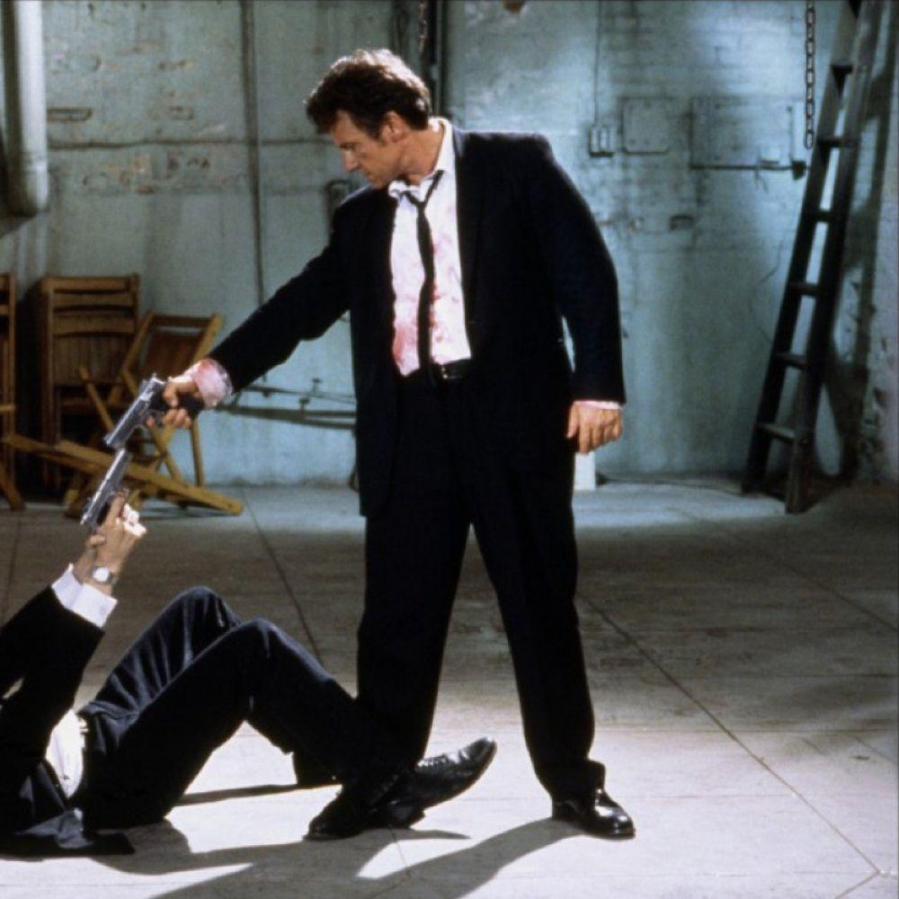 Mr White Costume - Reservoir Dogs Fancy Dress - Mr White Suit