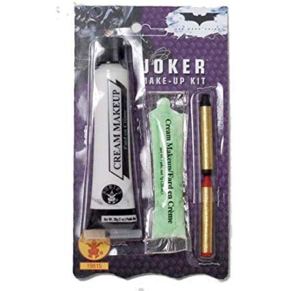 Nurse Joker Costume - Batman Fancy Dress - Nurse Joker Makeup