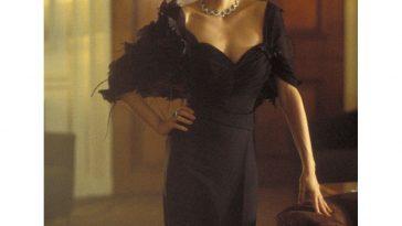 Paris Carver Costume - James Bond Fancy Dress - Bond Girl - Paris Carver Cosplay