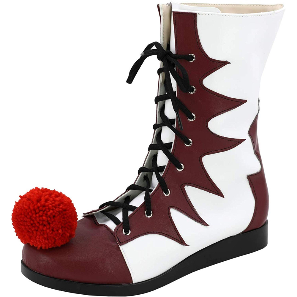 Pennywise Costume - IT Fancy Dress - Pennywise Boots