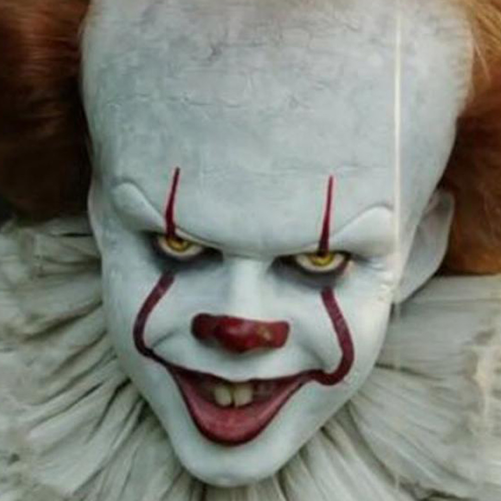 Pennywise Costume - IT Fancy Dress - Pennywise Complete Costume