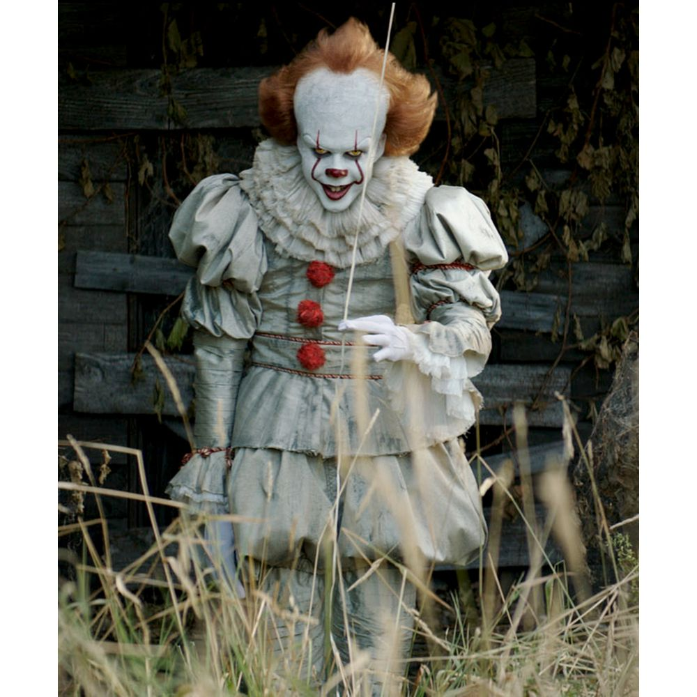 Pennywise Costume - IT Fancy Dress - Pennywise Gloves