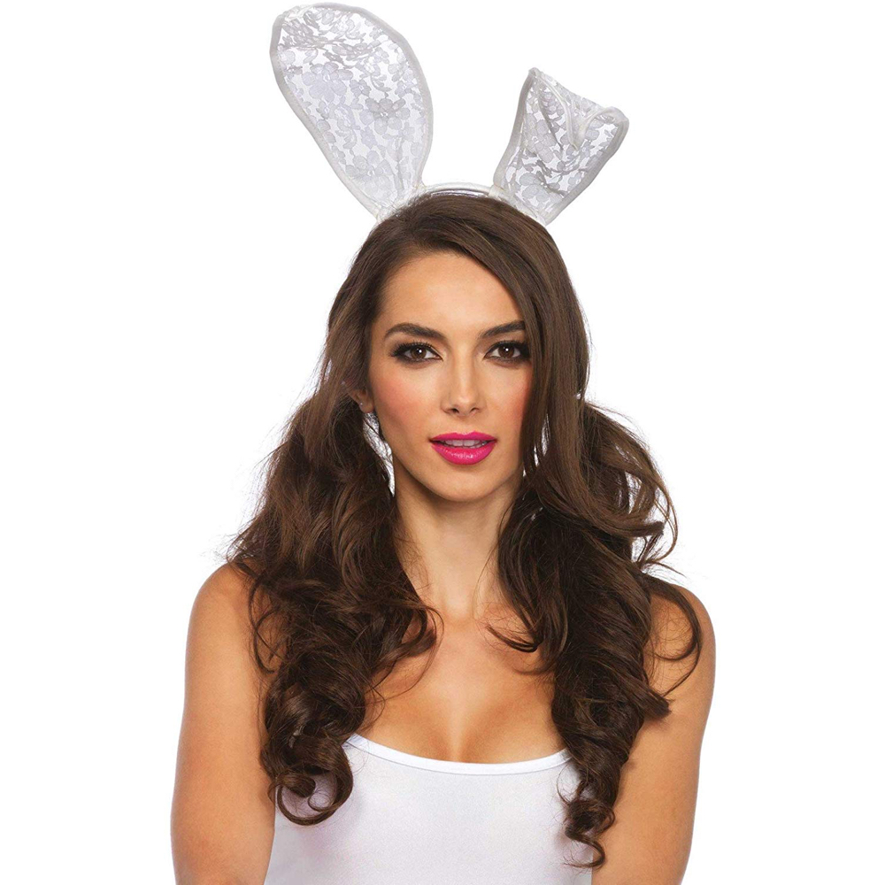 Playboy Bunny Costume - Playboy Fancy Dress - Playboy Bunny Ears
