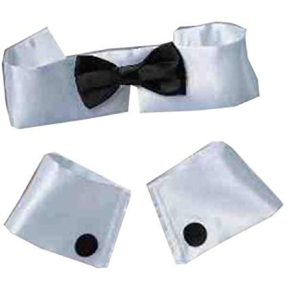 Playboy Bunny Costume - Playboy Fancy Dress - Playboy Bunny Tuxedo Accessories