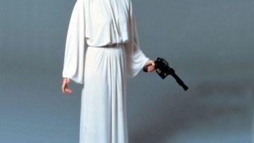 Princess Leia Costume - Star Wars Fancy Dress - Princess Leia Cosplay