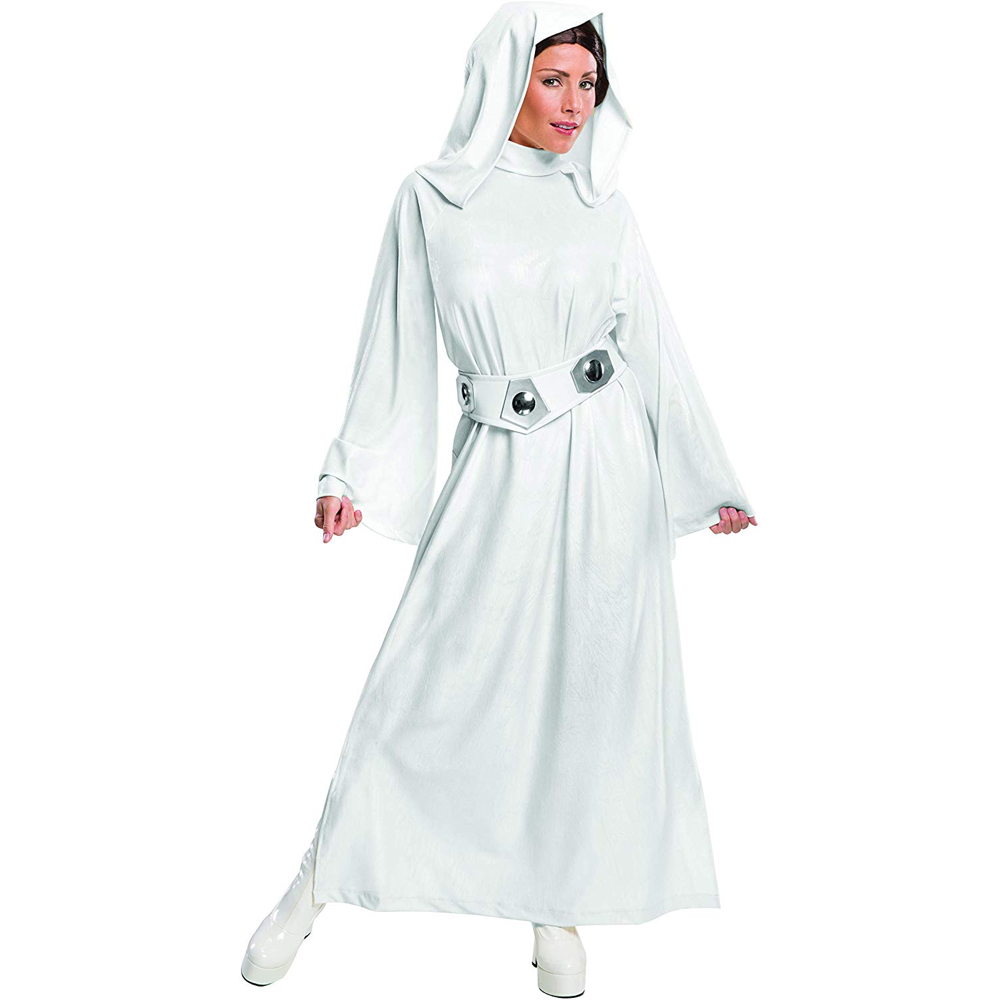 Princess Leia Costume - Star Wars Fancy Dress - Princess Leia Dress