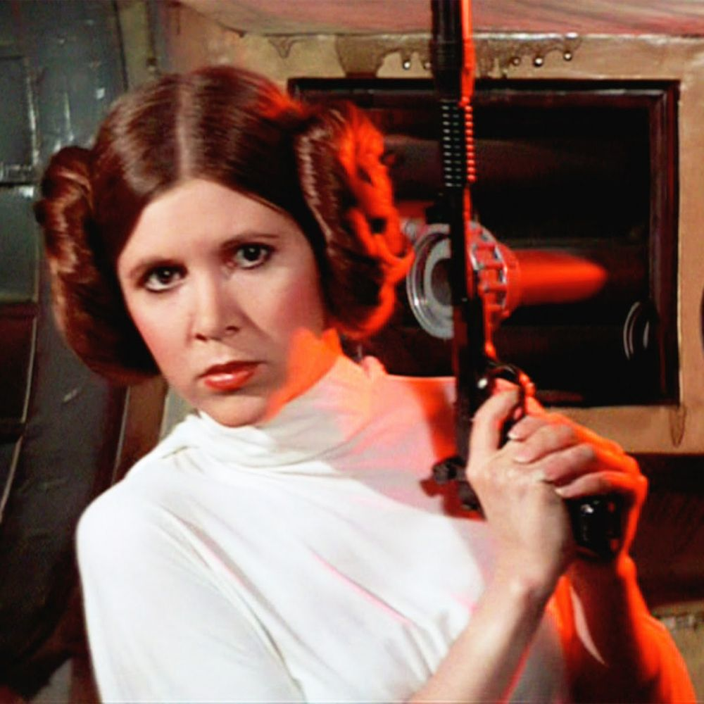 Princess Leia Costume - Star Wars Fancy Dress - Princess Leia Gun