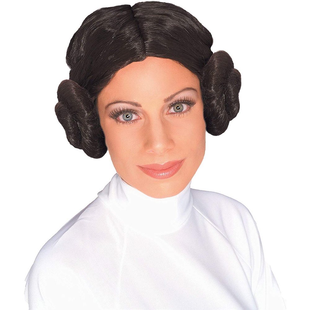 Princess Leia Costume - Star Wars Fancy Dress - Princess Leia Hair