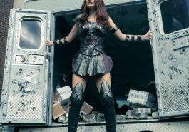 Queen Maeve Costume - The Boys Fancy Dress - Queen Maeve Cosplay
