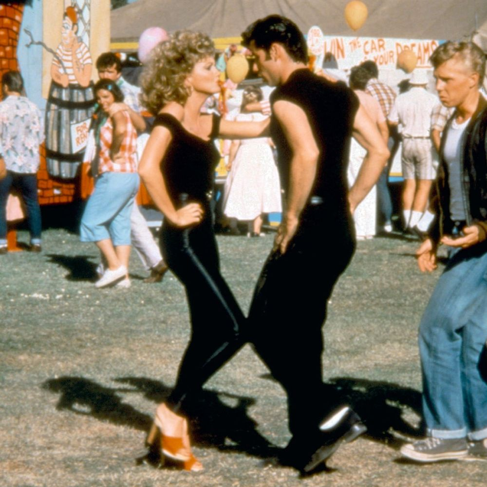 Sandy Olsson Costume - Grease Fancy Dress - Sandy Olsson Pants