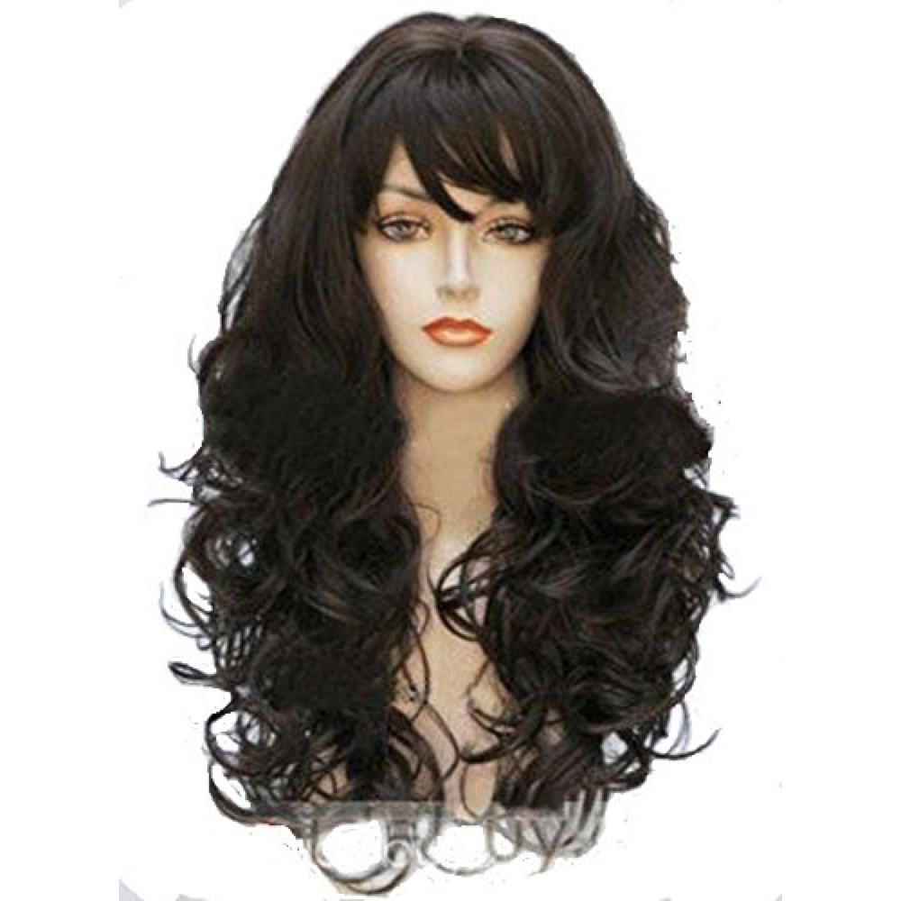 Scathach Costume - American Horror Story Fancy Dress - Scathach Hair Wig