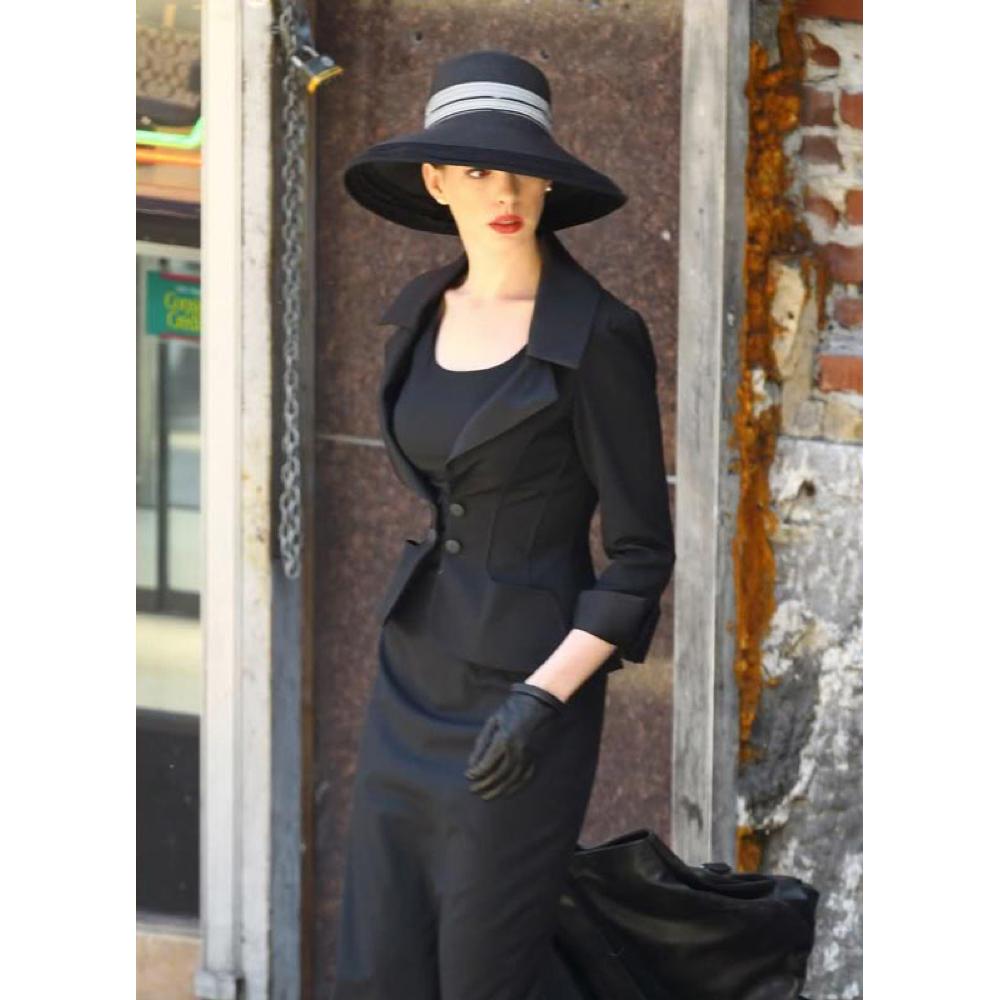 Selina Kyle Costume - Batman: The Dark Knight Rises Fancy Dress - Selina Kyle Hat