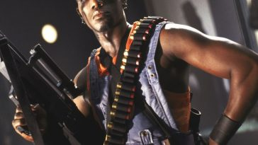 Simon Phoenix Costume - Demolition Man Fancy Dress - Simon Phoenix Cosplay