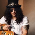 Slash Costume - Guns N' Roses Fancy Dress - Slash Cosplay