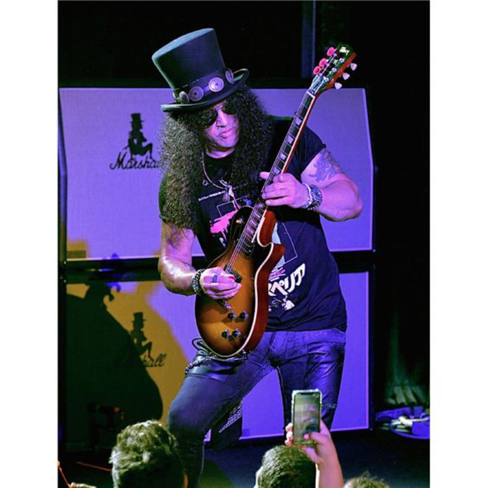 Slash Costume - Guns N' Roses Fancy Dress - Slash Pants