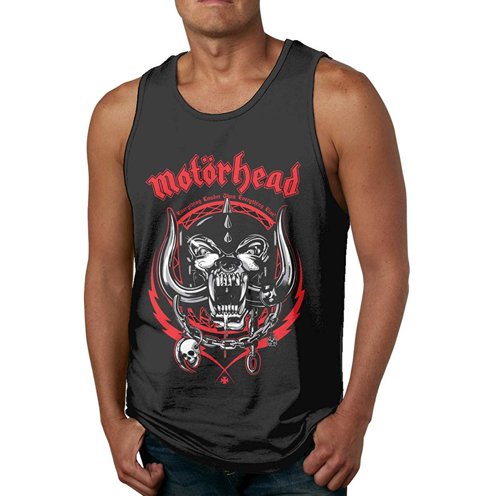 Slash Costume - Guns N' Roses Fancy Dress - Slash Tank Top