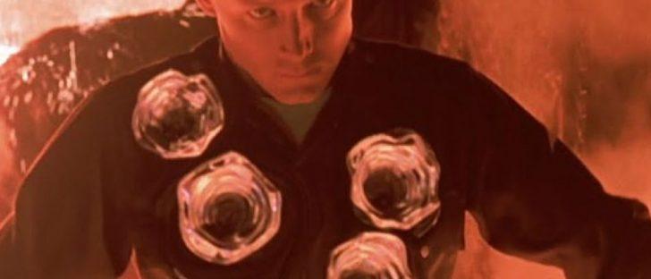 T-1000 Costume - Terminator 2: Judgement Day Fancy Dress - T-1000 Cosplay