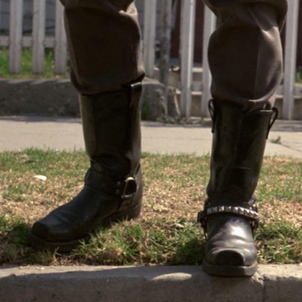 Terminator Costume - T-800 Costume - The Terminator Fancy Dress - Terminator Boots