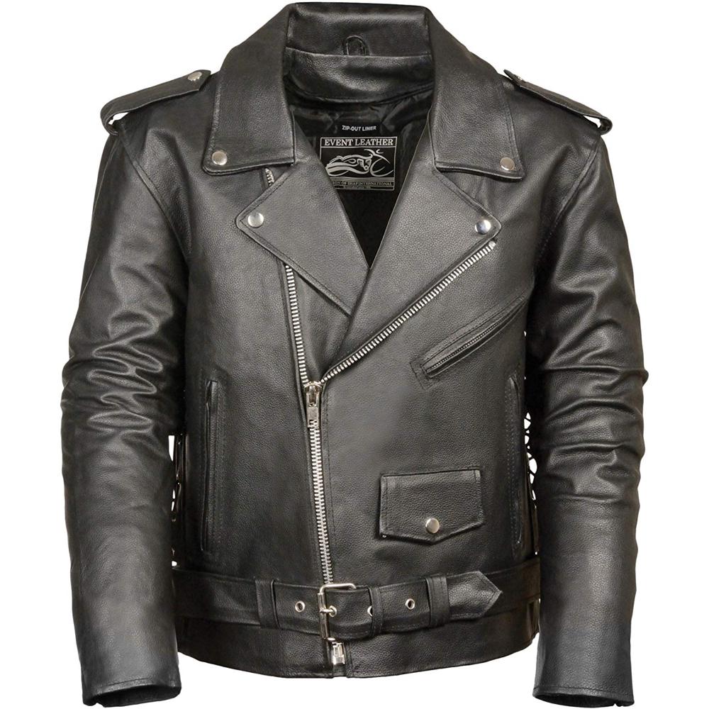 Terminator Costume - Terminator 2: Judgement Day Fancy Dress - Terminator Jacket