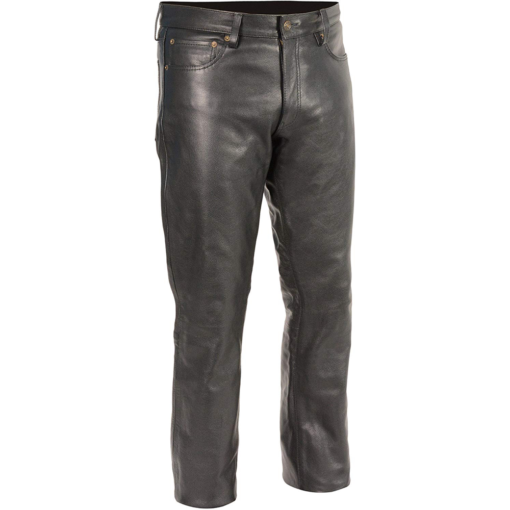Terminator Costume - Terminator 2: Judgement Day Fancy Dress - Terminator Pants