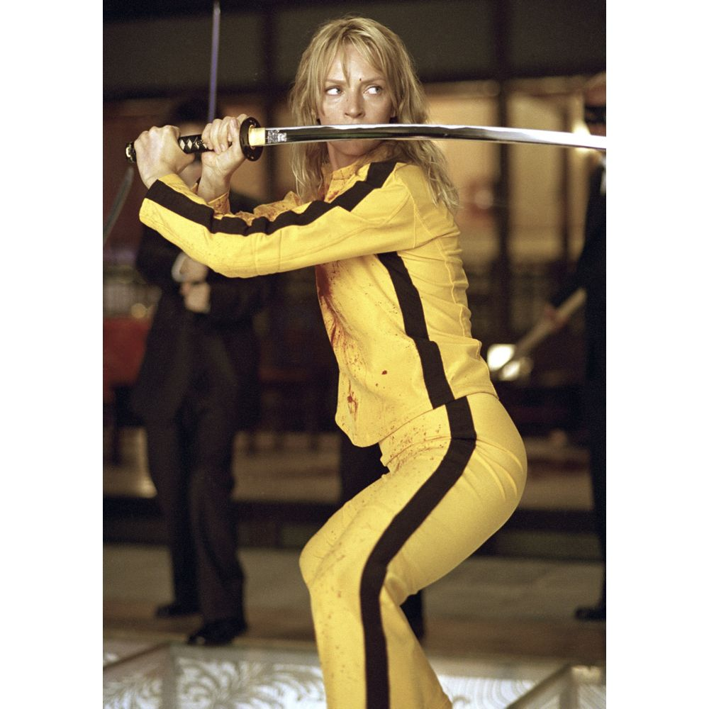 The Bride Costume - Kill Bill Fancy Dress - Kill Bill Jumpsuit