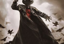 The Creeper Costume - Jeepers Creepers Fancy Dress - The Creeper Cosplay