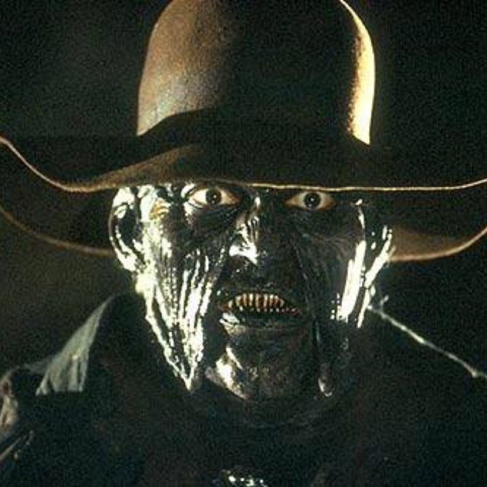 The Creeper Costume - Jeepers Creepers Fancy Dress - The Creeper Hat