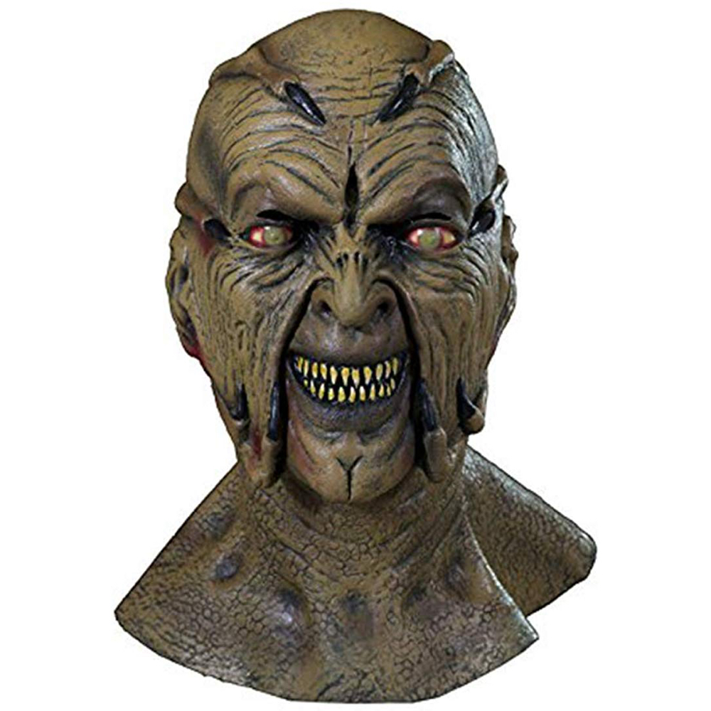 The Creeper Costume - Jeepers Creepers Fancy Dress - The Creeper Mask