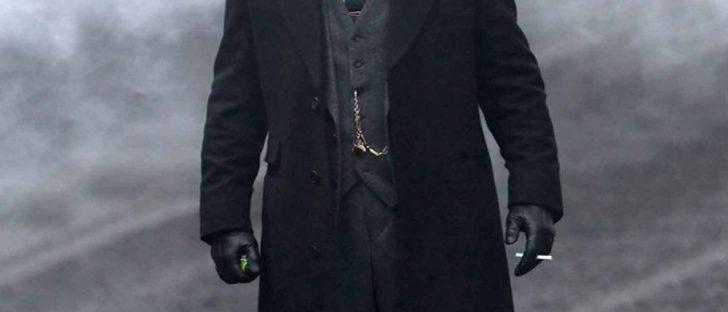 Thomas Shelby Costume - Peaky Blinders Fancy Dress Thomas Shelby Cosplay