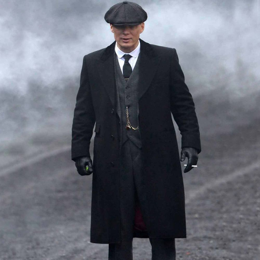 Thomas Shelby Costume - Peaky Blinders Fancy Dress Thomas Shelby Shirt