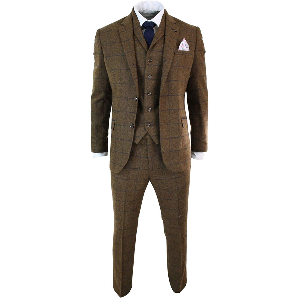 Thomas Shelby Costume - Peaky Blinders Fancy Dress Thomas Shelby Suit