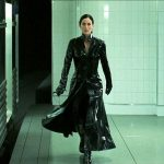 Trinity Costume - The Matrix Fancy Dress - Trinity Cosplay