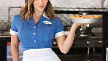 Waitress Costume - Waitress Fancy Dress - Waitress Cosplay