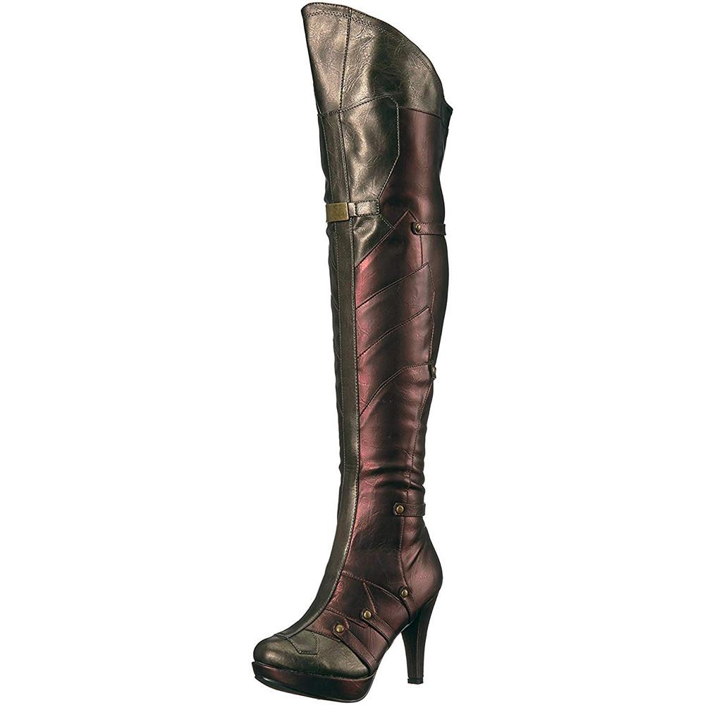 Wonder Woman Costume - Wonder Woman Fancy Dress - Wonder Woman Boots