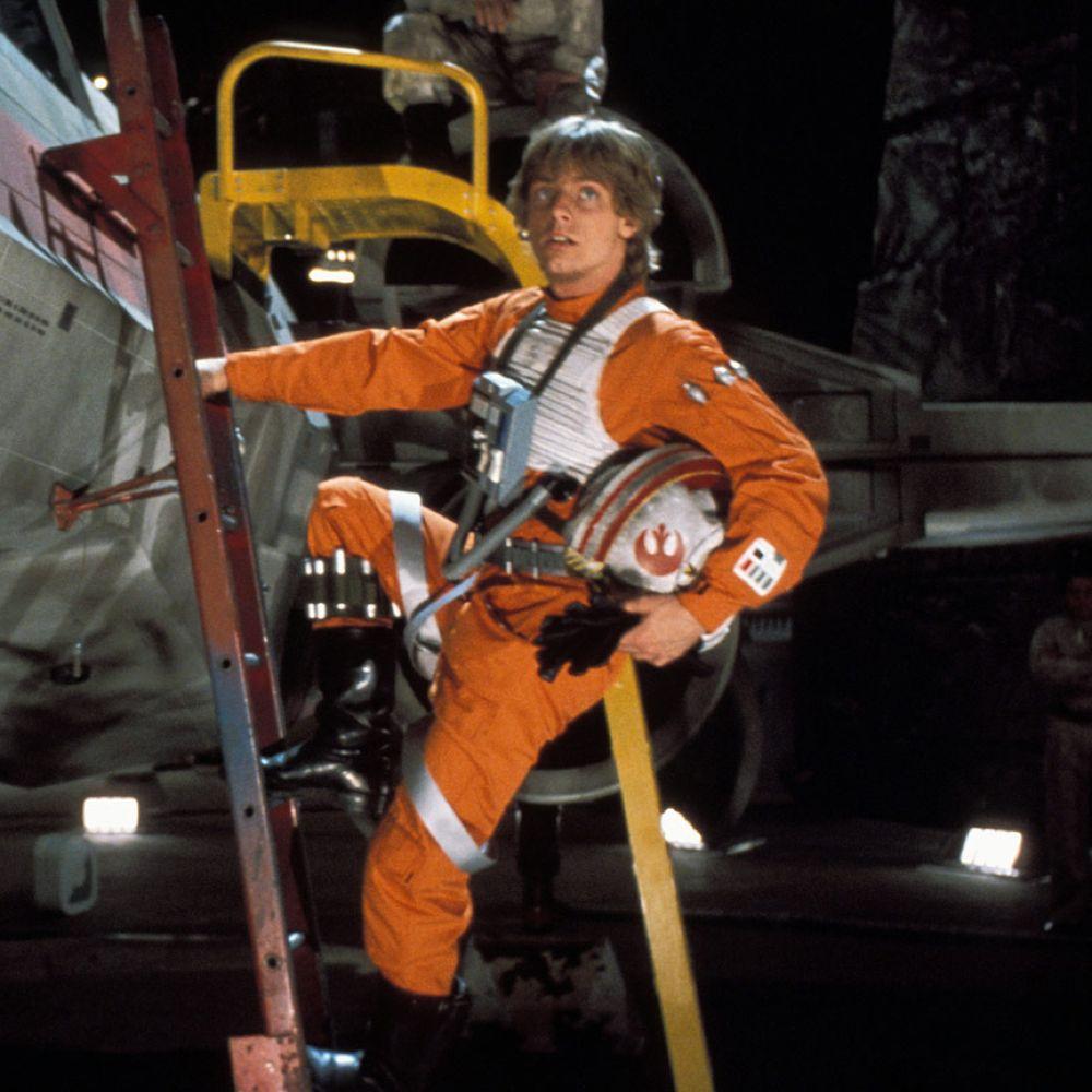 X-Wing Pilot Costume - Star Wars Fancy Dress - X-Wing Pilot Complete Costume