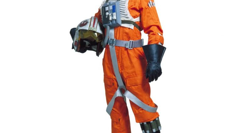 X-Wing Pilot Costume - Star Wars Fancy Dress - X-Wing Pilot Cosplay