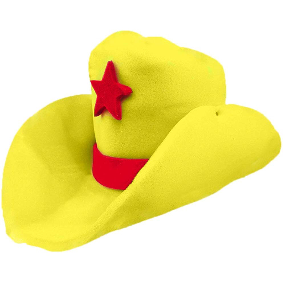Yosemite Sam Costume - Looney Tunes Fancy Dress - Yosemite Sam Hat
