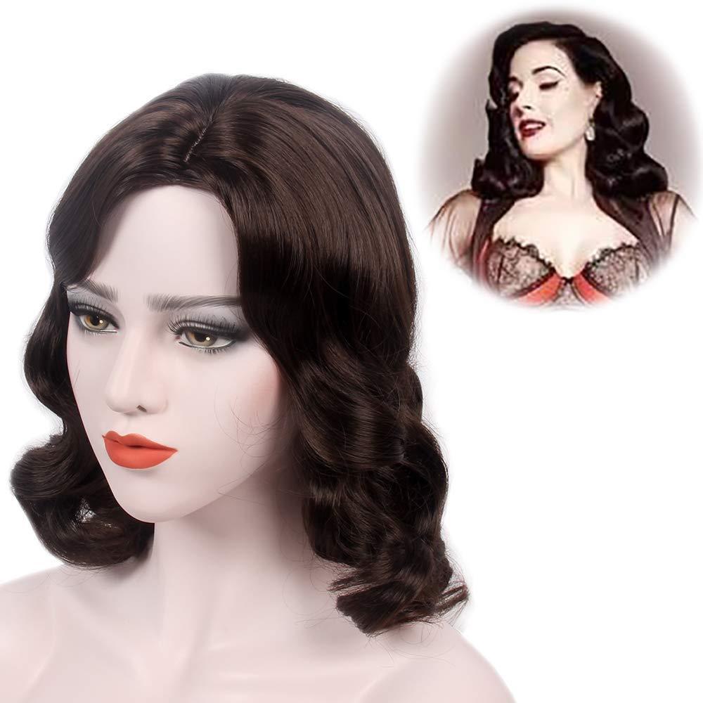 Annie Wilkes Costume - Misery Fancy Dress - Annie Wilkes Hair Wig