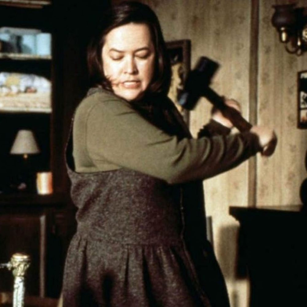 Annie Wilkes Costume - Misery Fancy Dress - Annie Wilkes Sledge Hammer