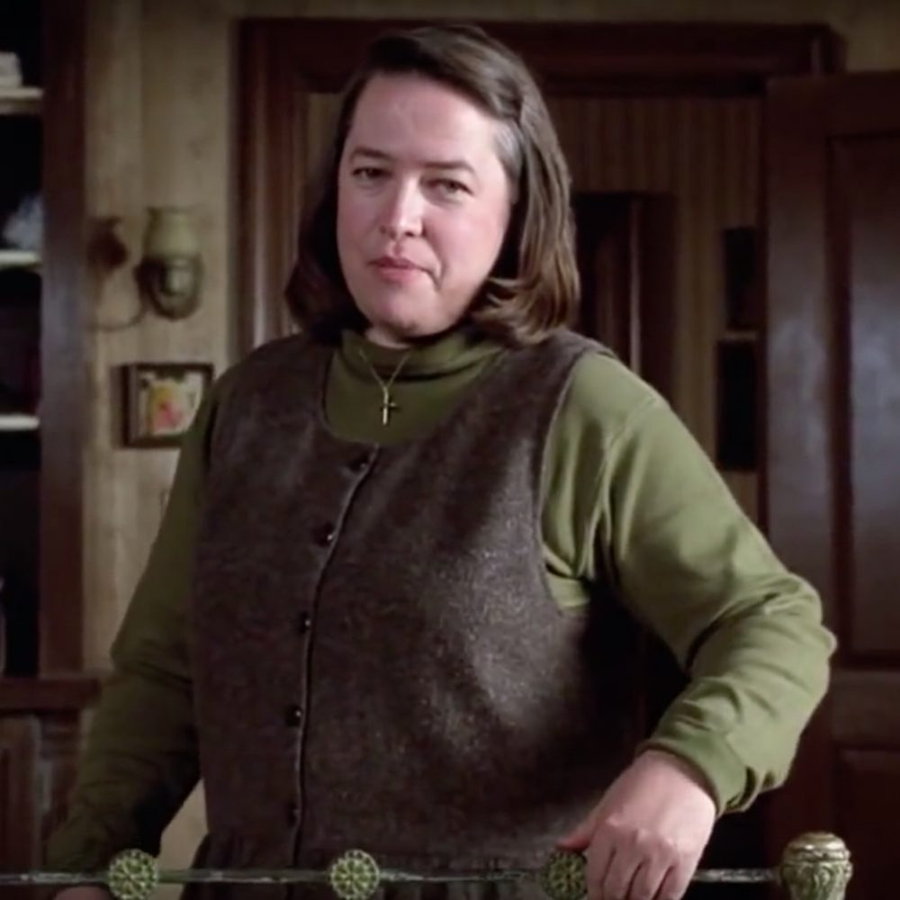 Annie Wilkes Costume - Misery Fancy Dress - Annie Wilkes Sweatshirt