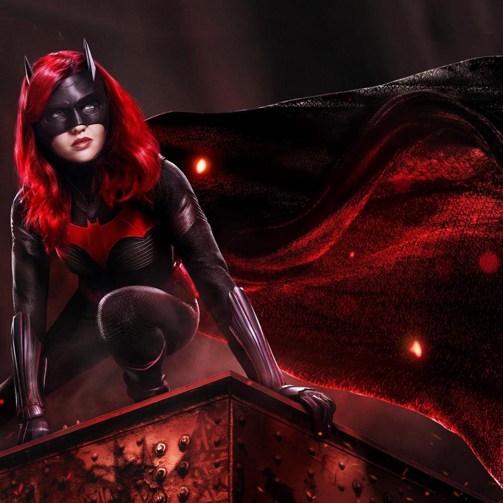 Batwoman Costume - Batwoman Fancy Dress - Batwoman Cape
