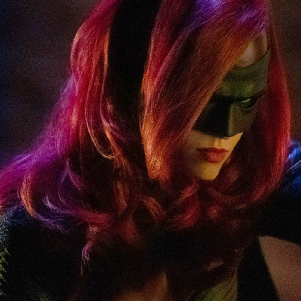 Batwoman Costume - Batwoman Fancy Dress - Batwoman Hair Wig