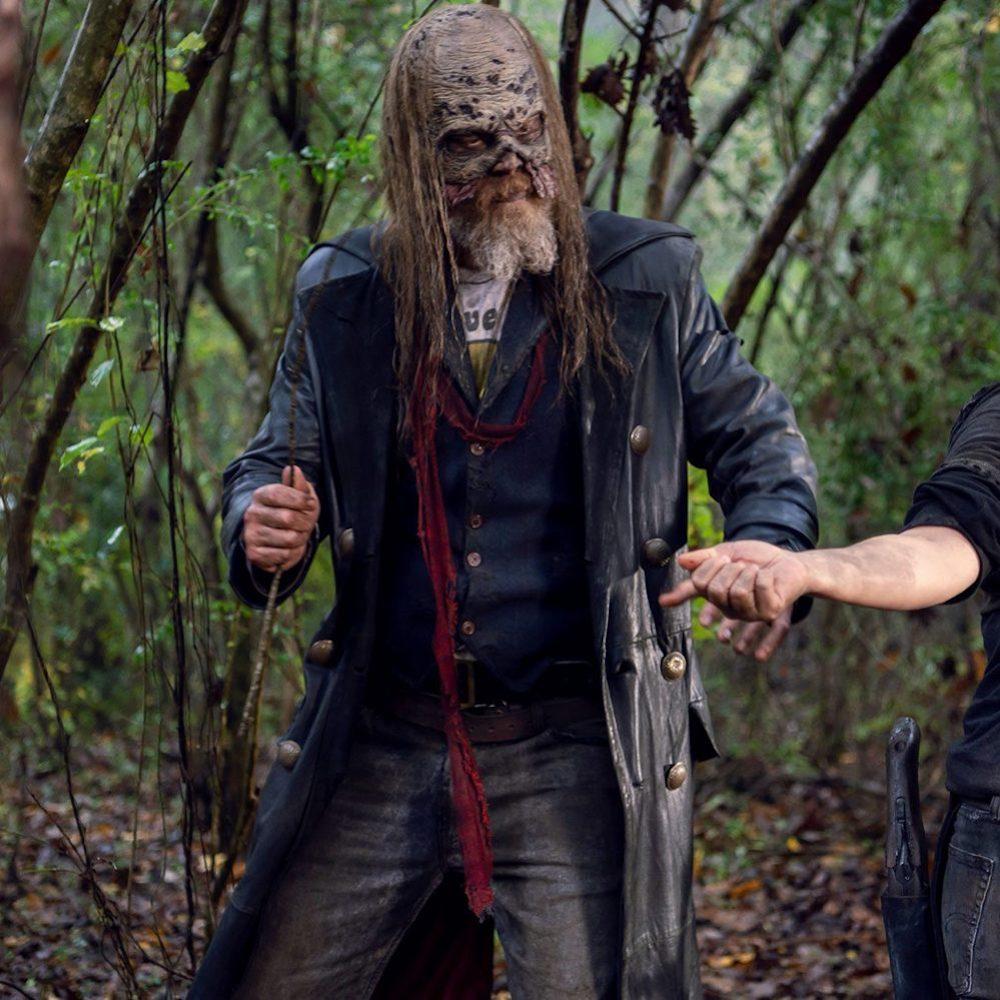 Beta Costume - The Walking Dead Fancy Dress - Beta Belt