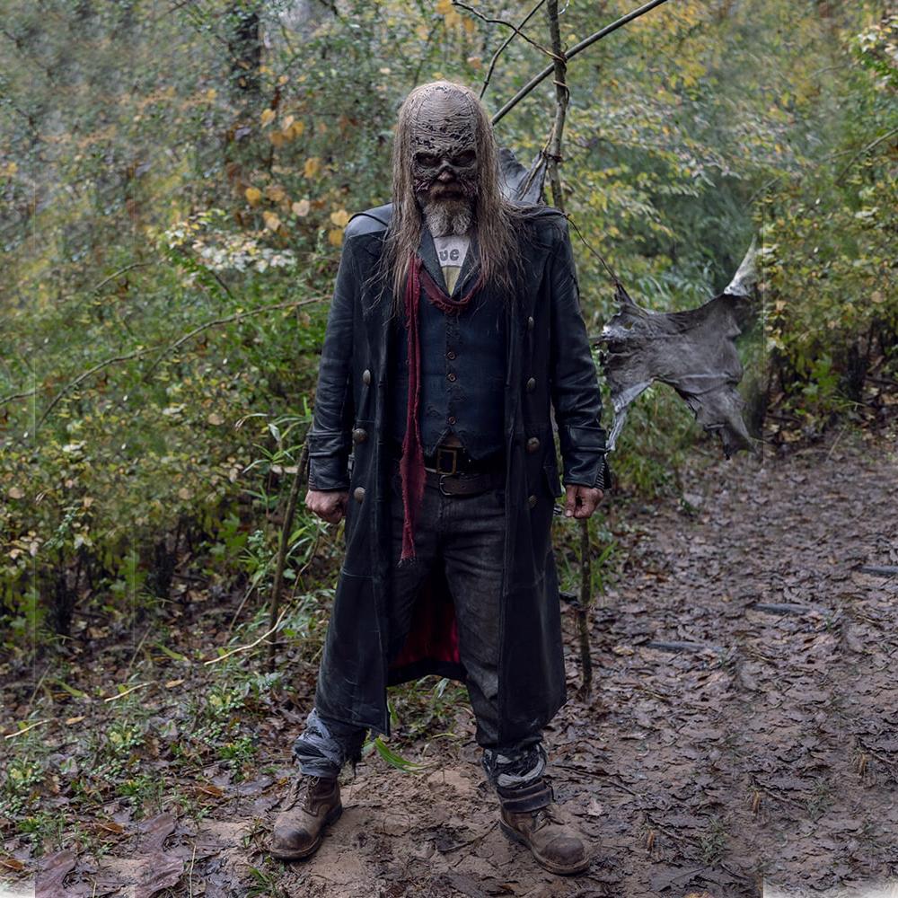 Beta Costume - The Walking Dead Fancy Dress - Beta Boots