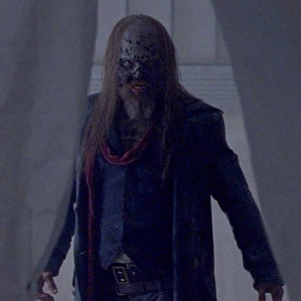 Beta Costume - The Walking Dead Fancy Dress - Beta Vest