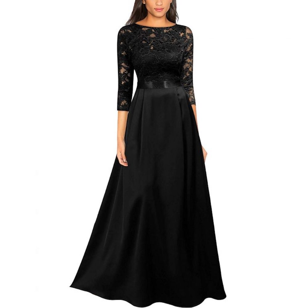 Bride in Black Costume - Insidious Fancy Dress - Bride in Black Dress